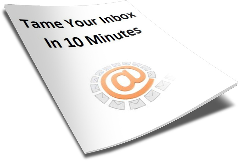 Tame Your Inbox - free mini-guide